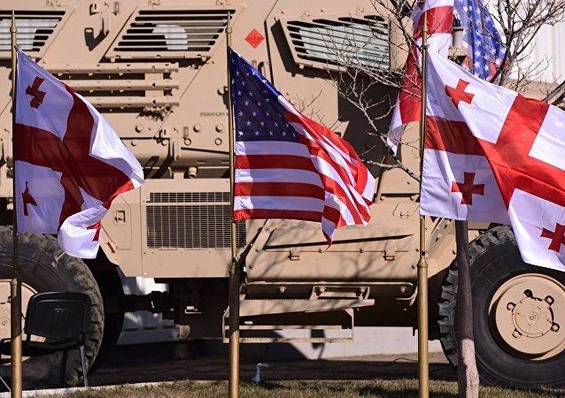 格鲁吉亚国防部:格将继续采购美国军用设备