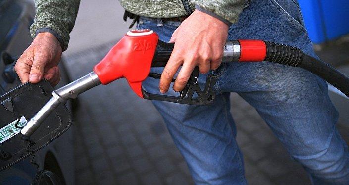 汽車加油站