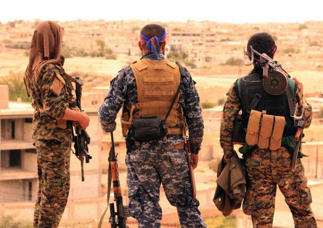 敘利亞民主軍