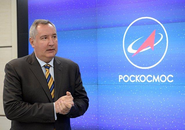 俄罗斯航天集团公司总裁罗戈津