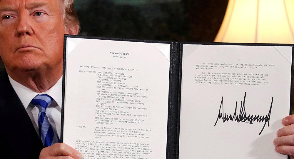 中国外交部军控司:美国退出伊核协议和恢复制裁打破的平衡应得到恢复