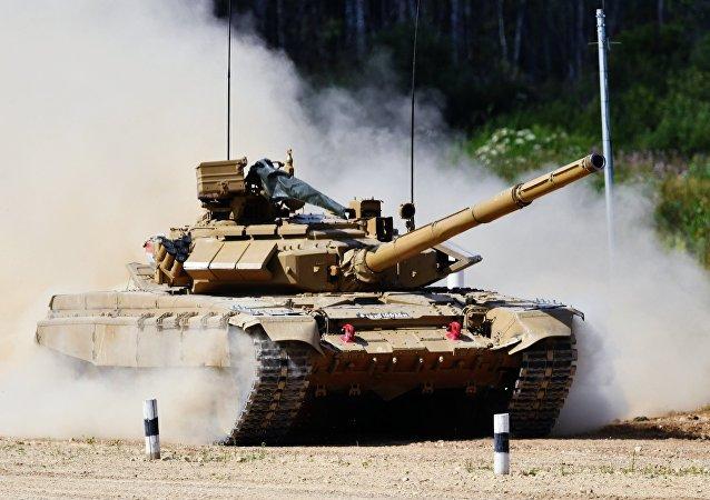 Т-90坦克