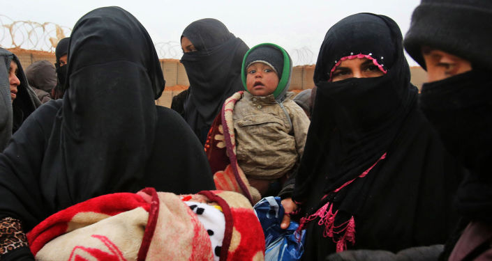 俄叙联合声明:美国误导难民以此阻挠他们离开坦夫