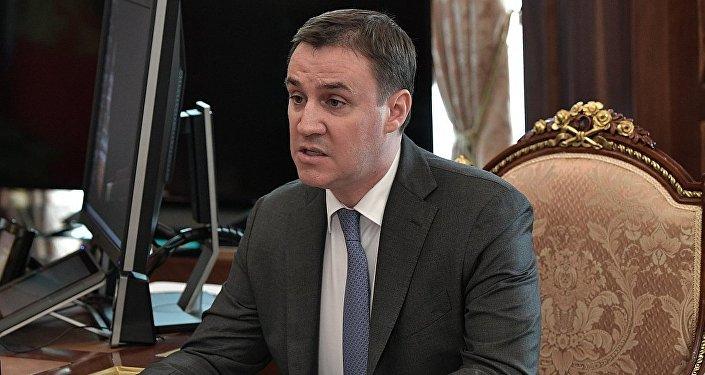 俄農業部長德米特里∙帕特魯捨夫