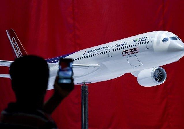 俄聯合發動機製造集團擬參與俄中寬體飛機項目