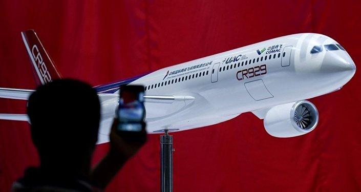 俄联合发动机制造集团拟参与俄中宽体飞机项目