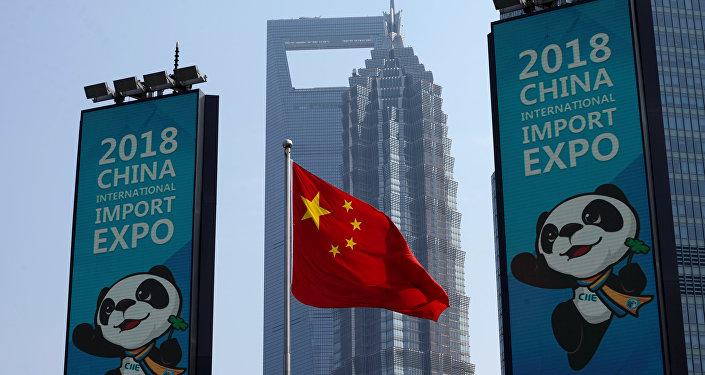 首屆進博會顯示世界各國與中國合作的興趣日益增長