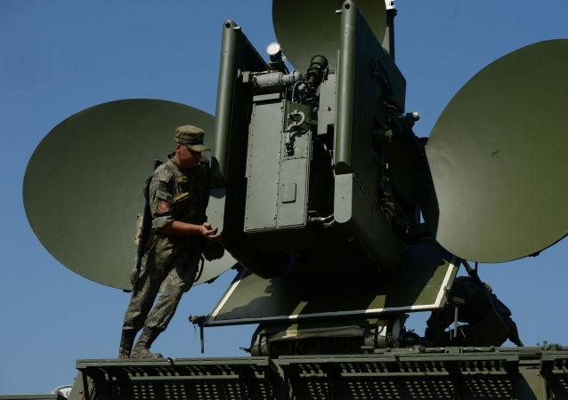 俄羅斯電子戰系統