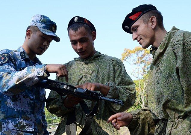 俄羅斯與中國撼動美國軍事地位