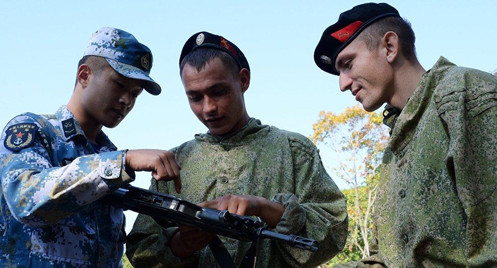 俄罗斯与中国撼动美国军事地位