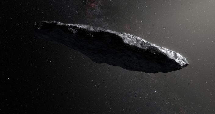星际小行星奥陌陌(Oumauamua)