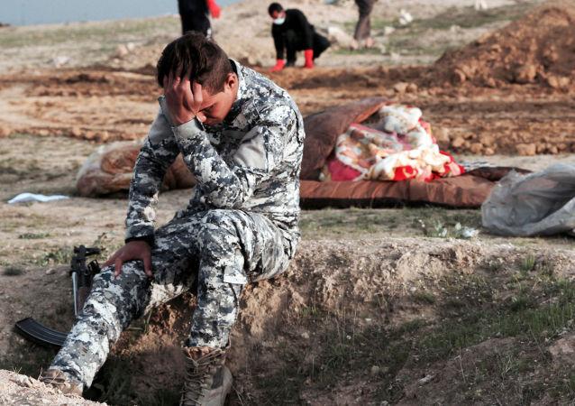伊境內曾被「伊斯蘭國」控制的地區發現200多座萬人坑
