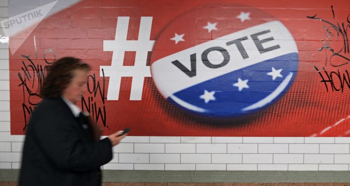 民调:特朗普很可能在2020年大选中输给拜登或桑德斯