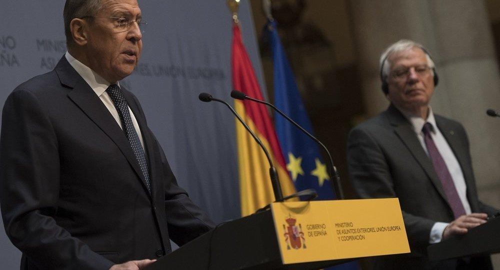 歐盟堅決要求保住伊核協議