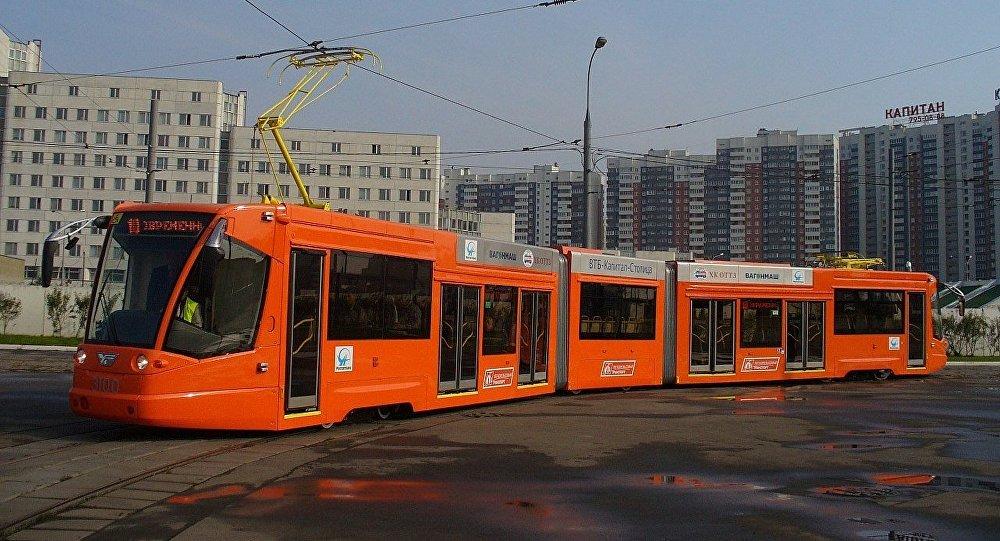 莫斯科輕軌交通