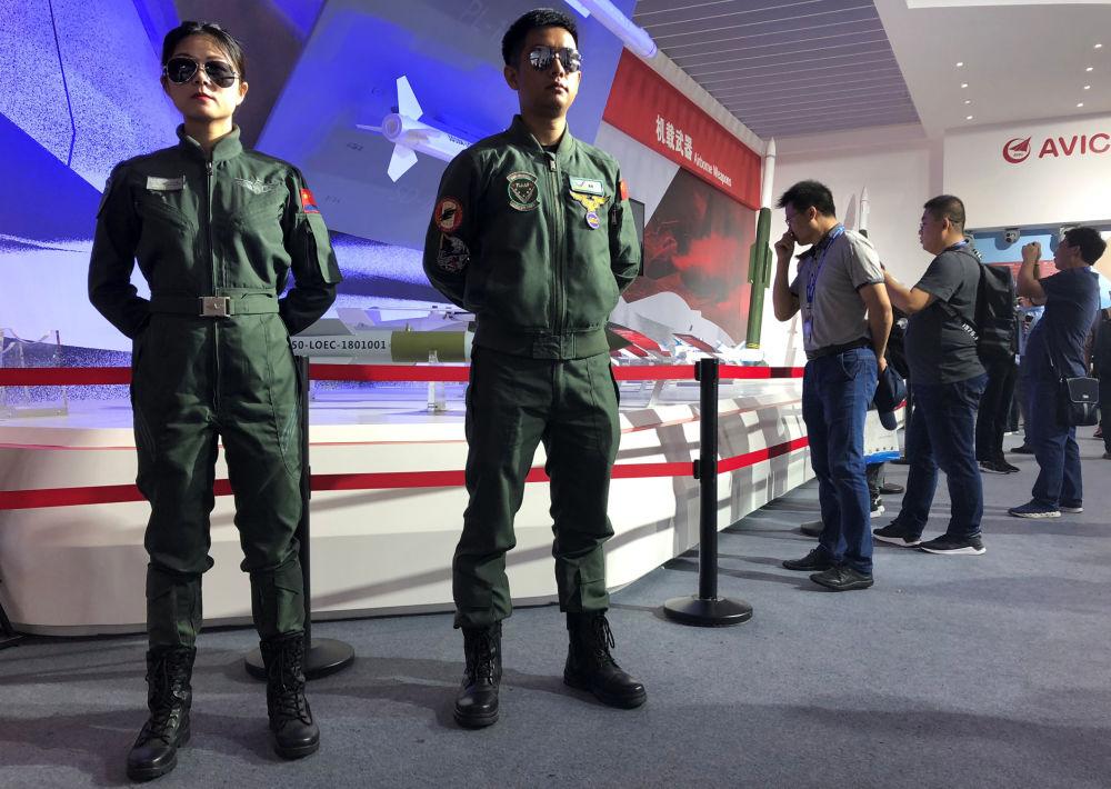 中國航空工業集團(AVIC)展台