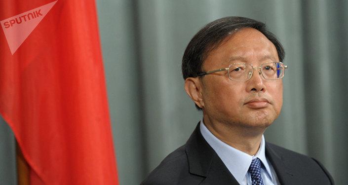 中共中央政治局委員、中央外事工作委員會辦公室主任楊潔篪