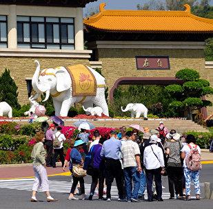 中國到2030年有望成為外國遊客的麥加