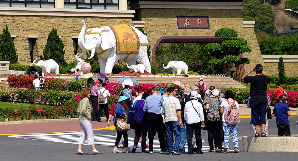 中国到2030年有望成为外国游客的麦加