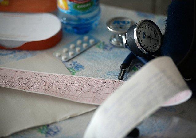 俄罗斯心血管疾病死亡率降至世纪最低值