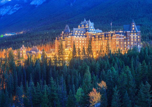 世界十大靈異酒店