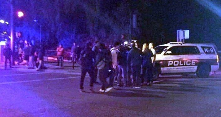 美加州酒吧槍擊事件