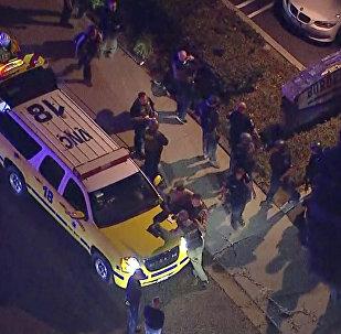 美国警方确认加州枪击案嫌犯身份