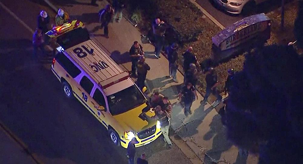 美國警方確認加州槍擊案嫌犯身份