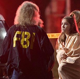 特朗普因加州酒吧枪击事件下令降半旗致哀