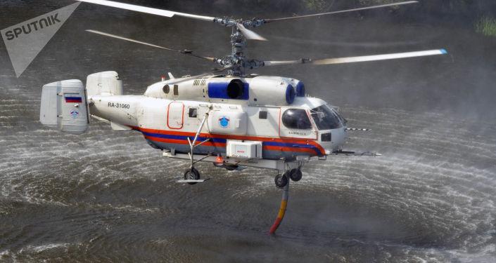 卡-32A直升机