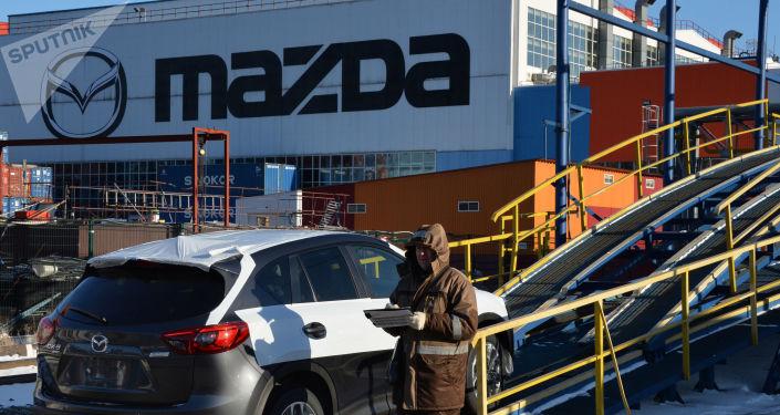 日本马自达全国范围召回23.5万辆汽车