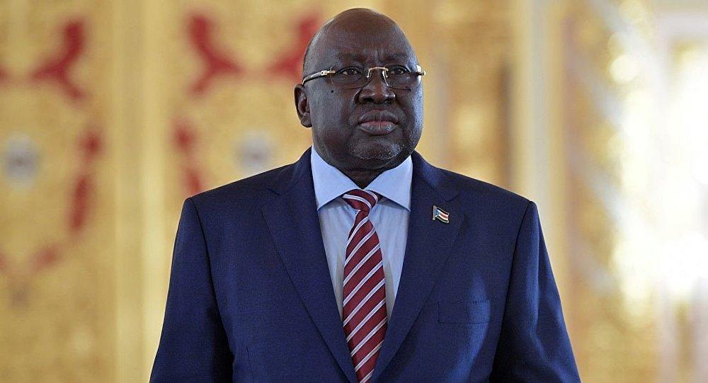 南蘇丹駐俄羅斯大使瑪雅