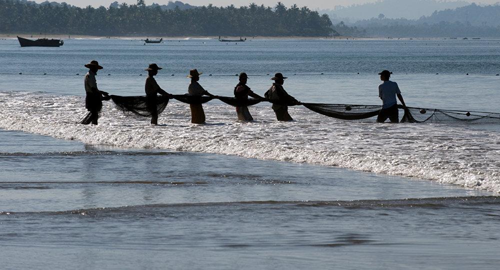 緬甸擔心中國在孟加拉灣影響力增長