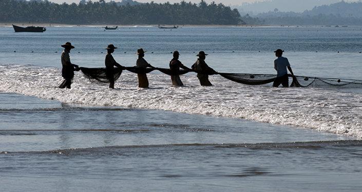 缅甸担心中国在孟加拉湾影响力增长