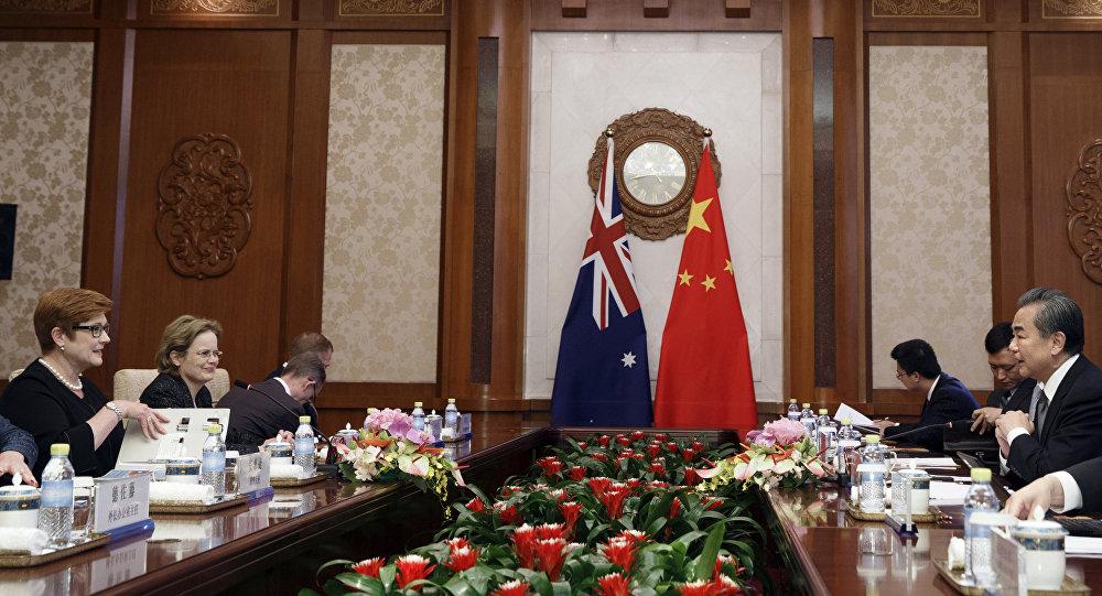 專家:2019年中國有能力對澳大利亞施加現實影響以頂住西方的壓力