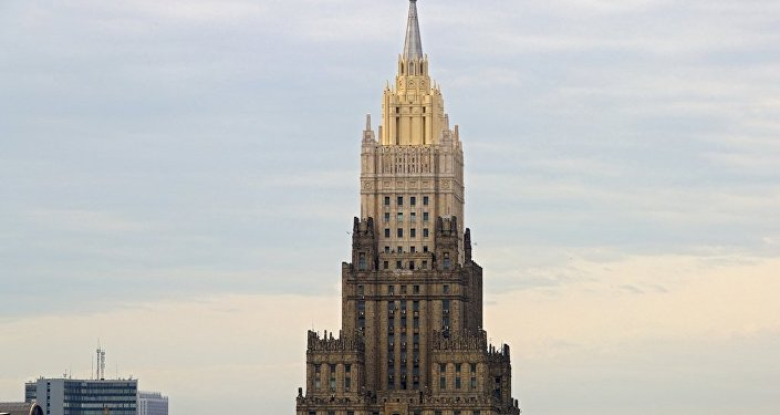 俄外交部就黑海事件向乌驻俄临时代办表示抗议