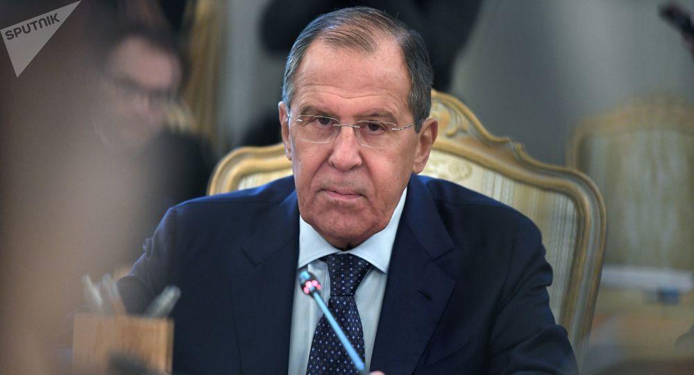 俄外长:俄望在莫斯科阿问题会议上进行重要对话