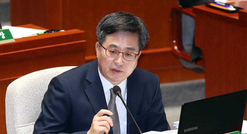 韩国替换经济副总理兼企划财政部长官