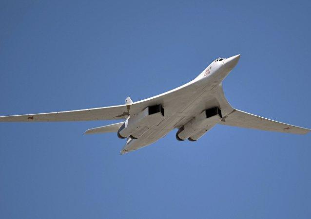 俄導彈轟炸機圖-160