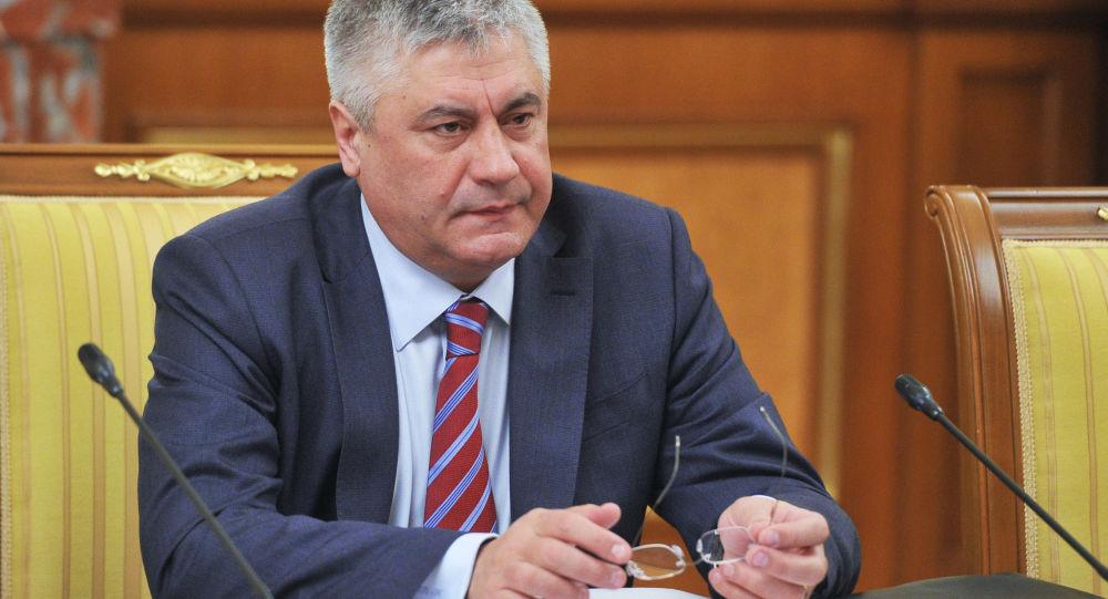 俄內務部長:近幾年來俄搶劫案數量減少一半