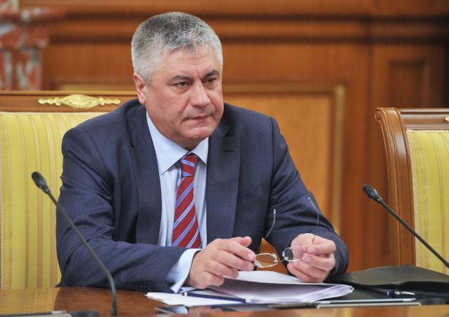 俄内务部长:近几年来俄抢劫案数量减少一半
