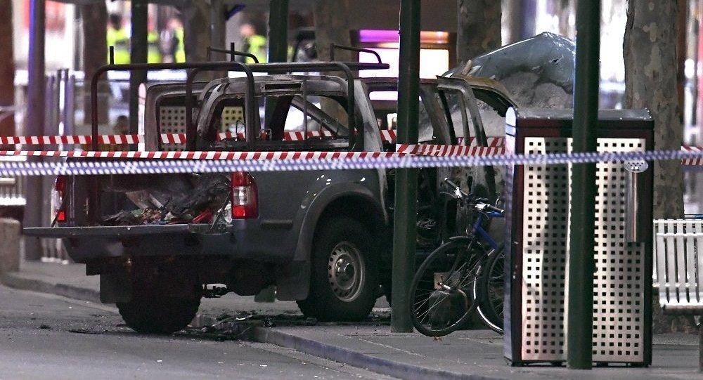 伊斯兰国认领澳墨尔本袭击事件