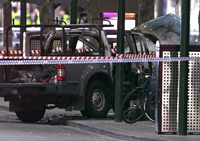伊斯蘭國認領澳墨爾本襲擊事件