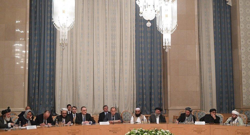 伊朗外交部:塔利班的出席使阿富汗問題莫斯科會議具有重大意義