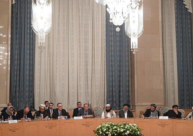 伊朗外交部:塔利班的出席使阿富汗问题莫斯科会议具有重大意义