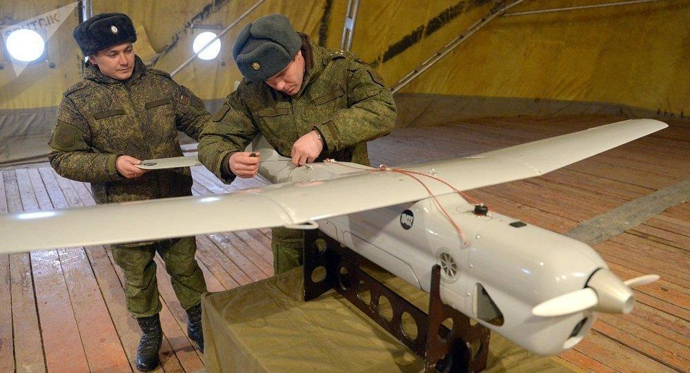「海鷹-10(ORLAN-10)無人機系統