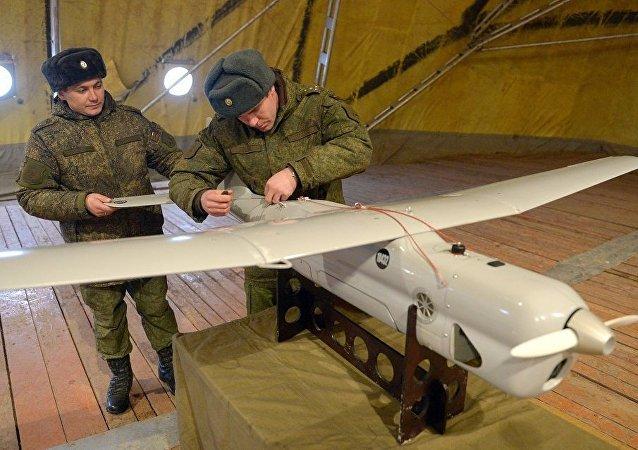 俄东部军区无人机被纳入统一军队指挥系统