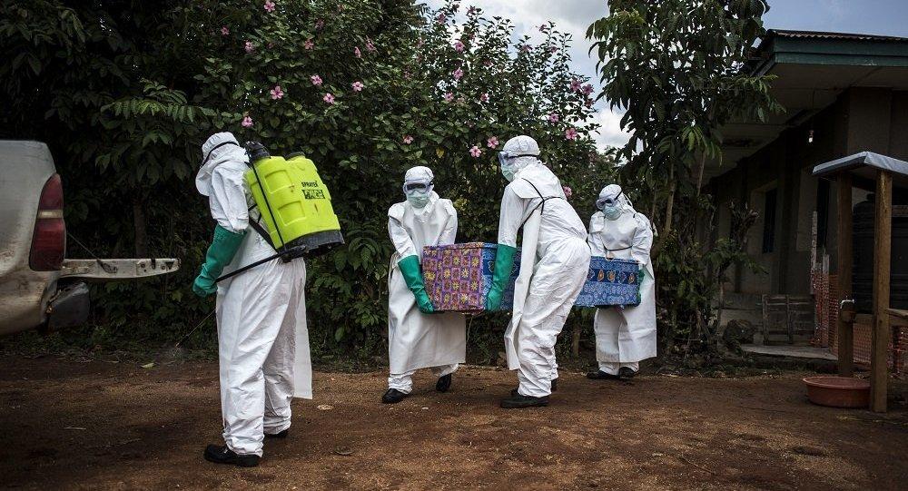 刚果(金)感染埃博拉病毒的人数达到326人