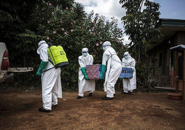 剛果民主共和國埃博拉病毒感染病例升至800起