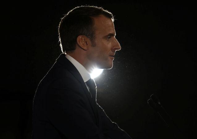法國對4名企圖襲擊馬克龍的嫌犯提起指控